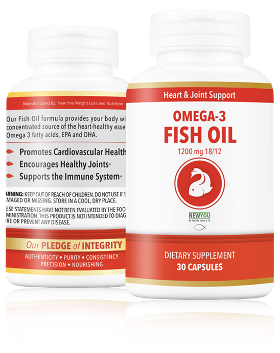 Is fish oil supplements good for weight loss